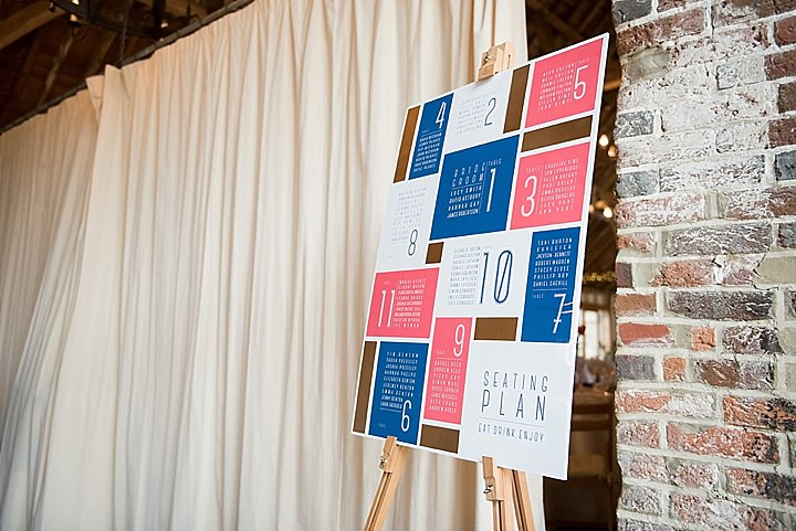 Manor Barn table plan in Petersfield Wedding By Fiona Kelly Photography