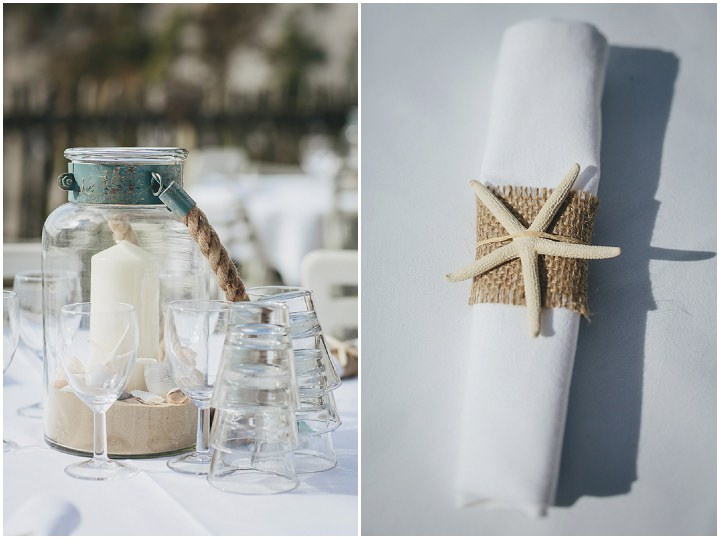 Beach Wedding By Helen Lisk Photography at the fabulous Tunnels Beaches
