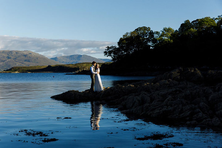 Isle of Skye Elopement By Lynne Kennedy Photography