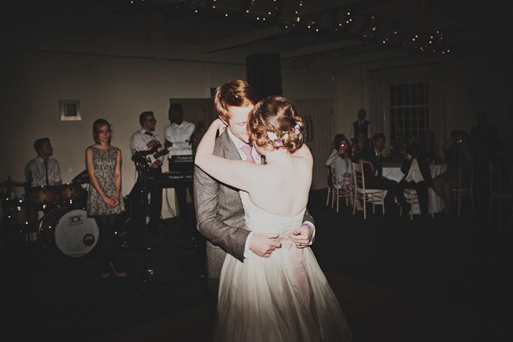Wedding first dance at Quarry Bank Mill By Igor Demba Photography