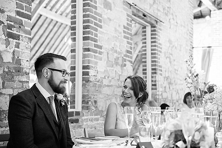 Manor Barn fun in Petersfield Wedding By Fiona Kelly Photography