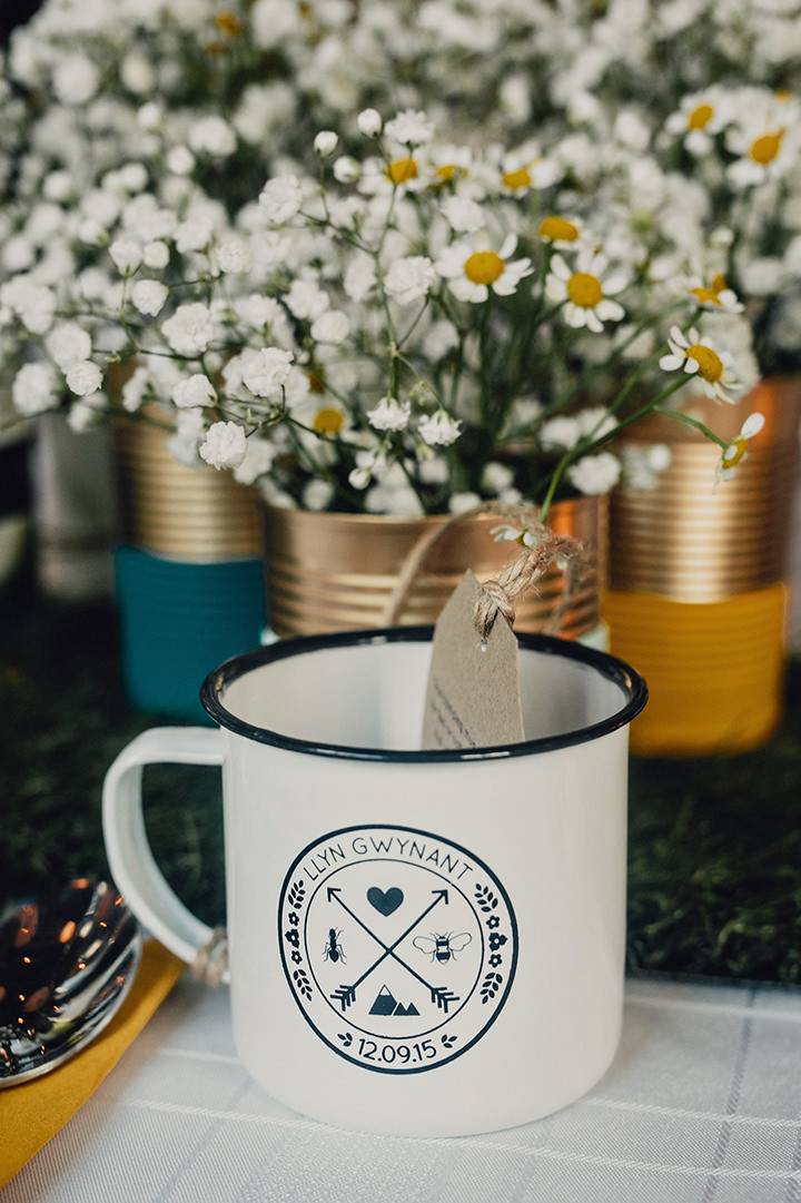 Barn Wedding Daisy  in North Wales By Taylor Roades Photography