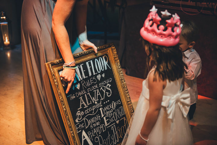 Wedding dancefloor rules at The Lowry By Nicola Thompson Photography
