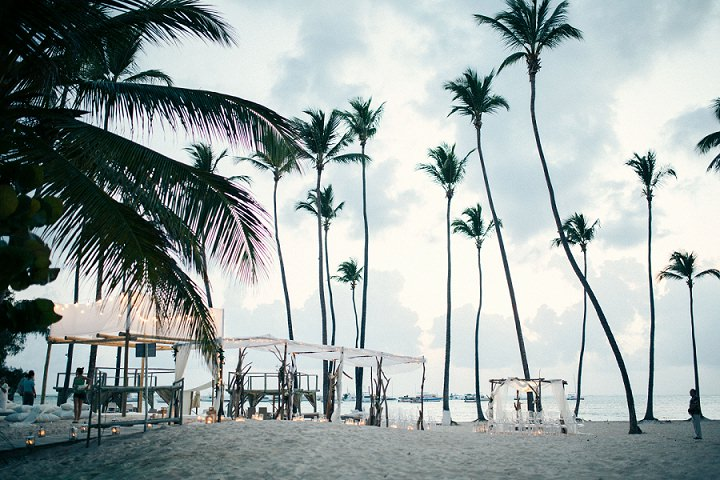 Beach ceremony wedding in the Dominican Republic By Asia Pimentel Photography