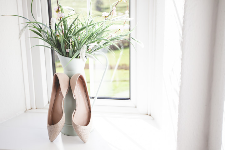 Cotswolds Barn Wedding shoes By Claire Basiuk Photography