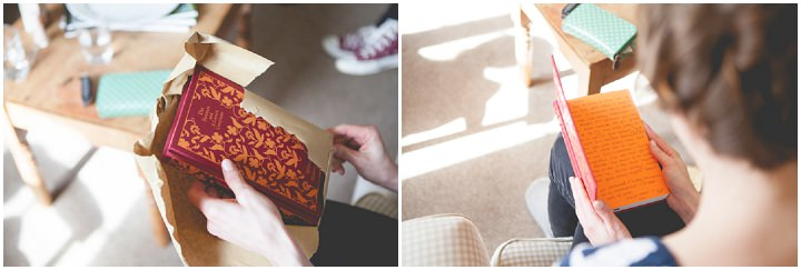 Cotswolds Barn Wedding gifts By Claire Basiuk Photography