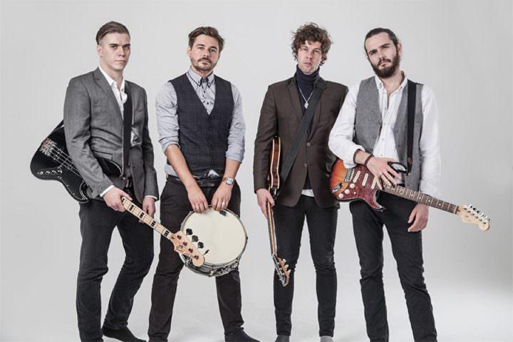 Boho Loves: Alive Network - The Top 10 Rock & Pop Wedding Bands