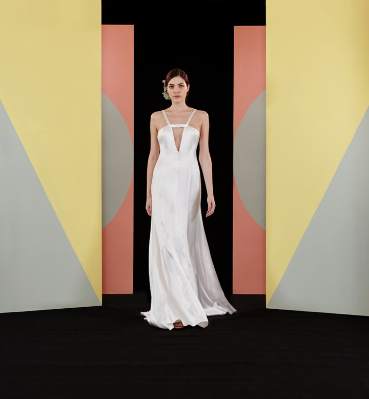 Bridal Style: Charlie Brear - 2017 Bridal Collection