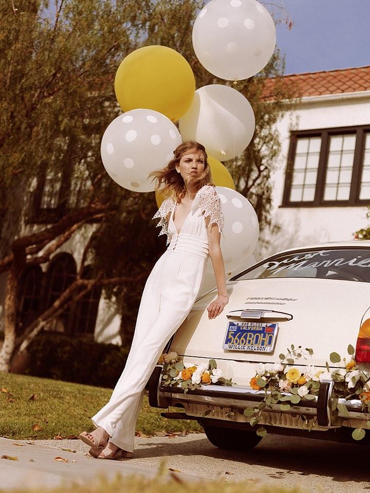 Bridal Style: Free People - Stylish Boho Dresses