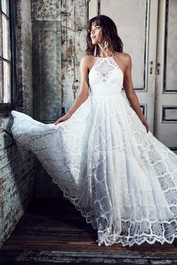 Bridal Style: Grace Loves Lace - The Blanc Collection
