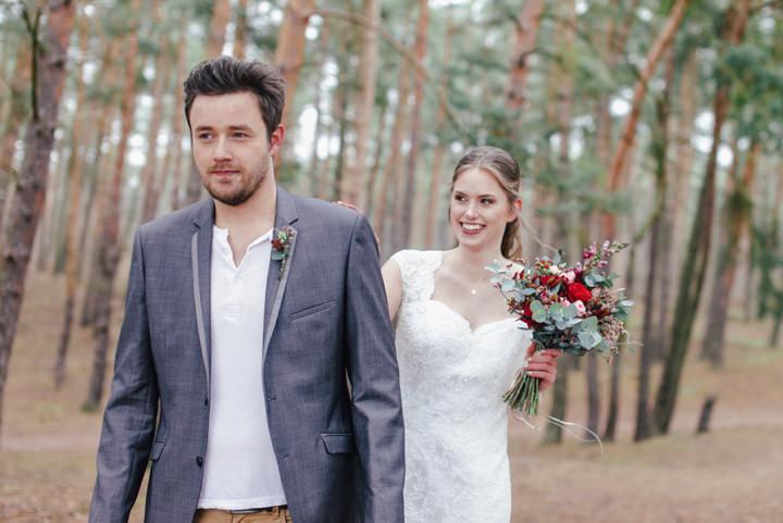 Masala and Gold Wedding Inspiration