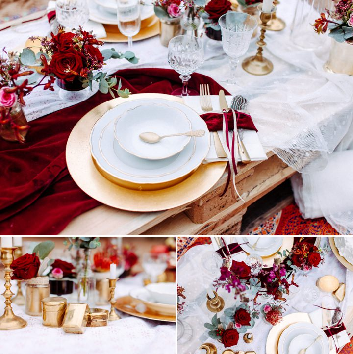 Masala and Gold Wedding Inspiration