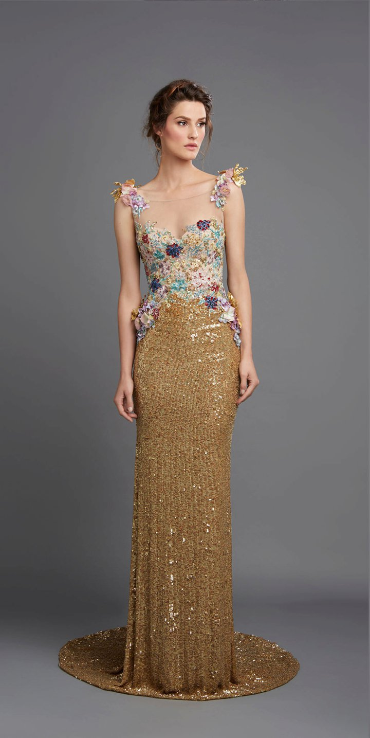 Boho Pins: Top 10 Pins of the Week from Pinterest - Wedding Dresses With Colour