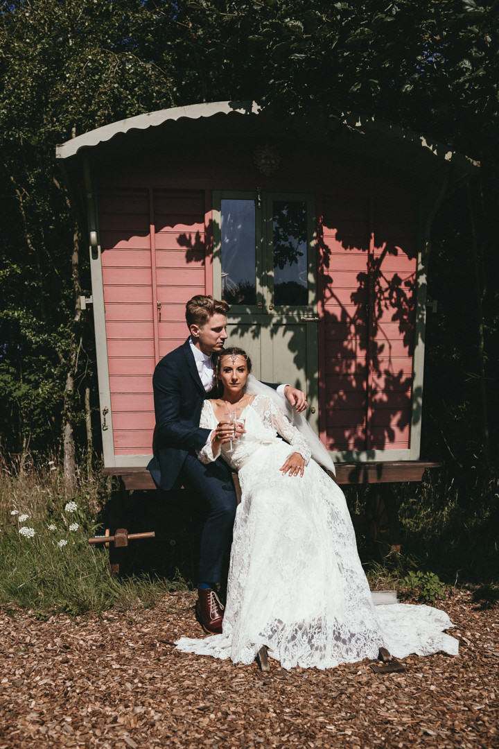 1 Bohemian Suffolk Wedding by Benjamin Thomas Wheeler