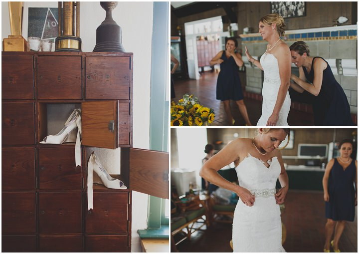 11 Navy and Mustard Florida Wedding by Stacy Paul Photography