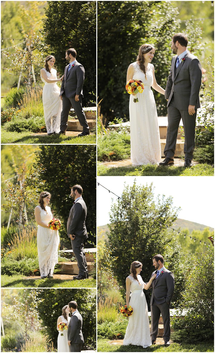 11 Outdoor Utah Wedding With a BHLDN Dress by Logan Walker Photography