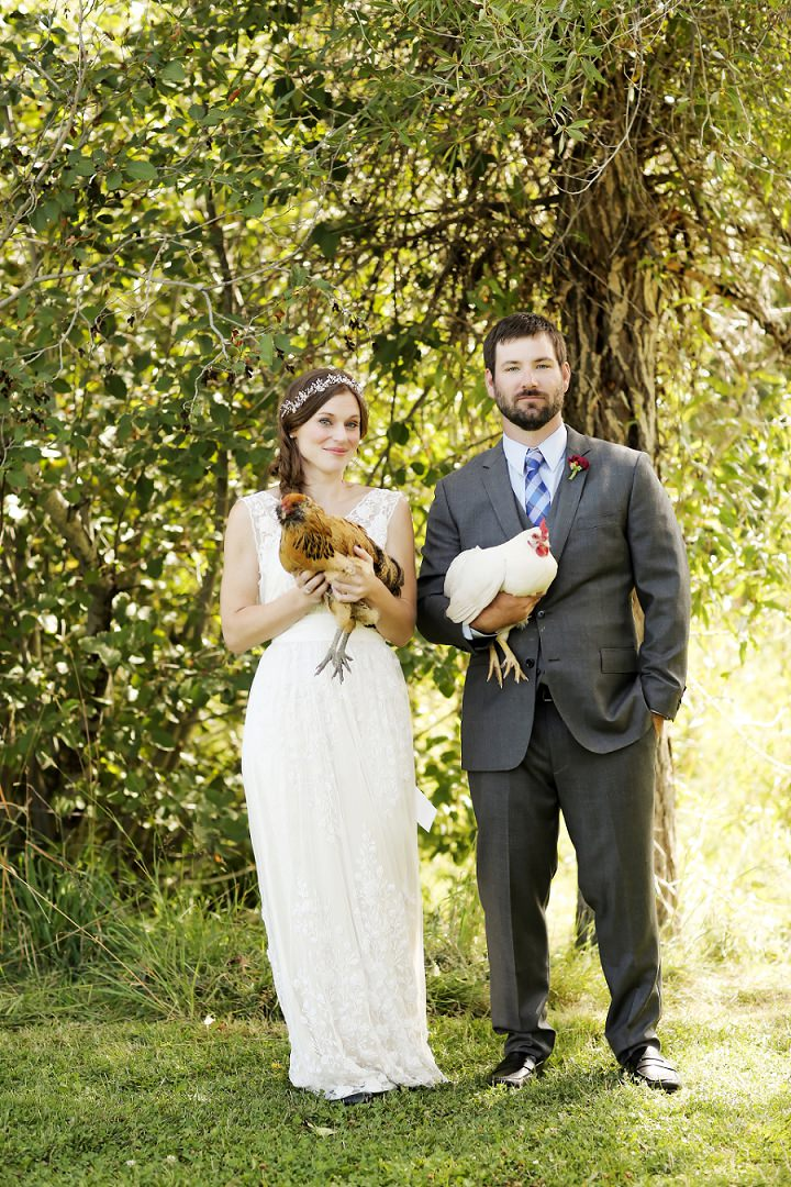 12 Outdoor Utah Wedding With a BHLDN Dress by Logan Walker Photography