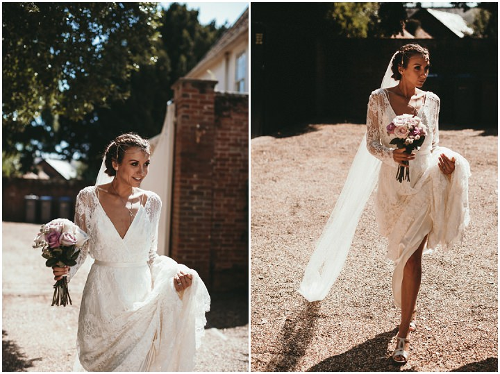 14 Bohemian Suffolk Wedding by Benjamin Thomas Wheeler