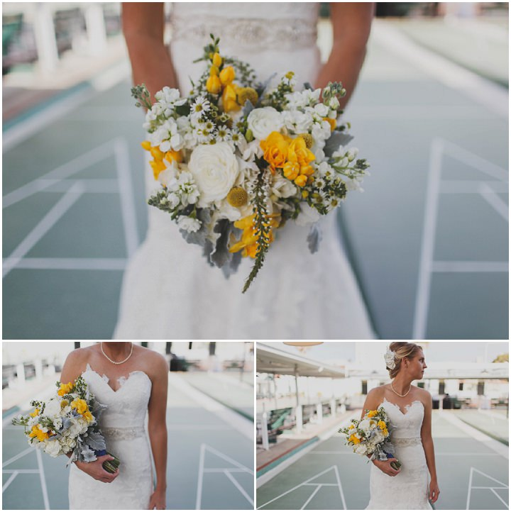 14 Navy and Mustard Florida Wedding by Stacy Paul Photography