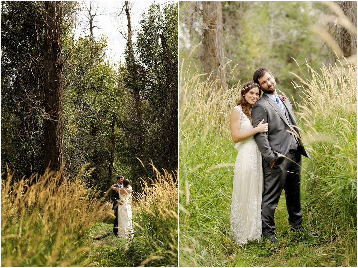 15 Outdoor Utah Wedding With a BHLDN Dress by Logan Walker Photography