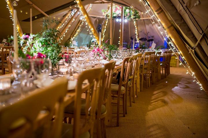 4 Winter Wonderland Tipi Wedding By Coastal Tents And Thomas Alexander