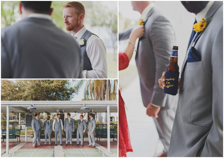 17 Navy and Mustard Florida Wedding by Stacy Paul Photography