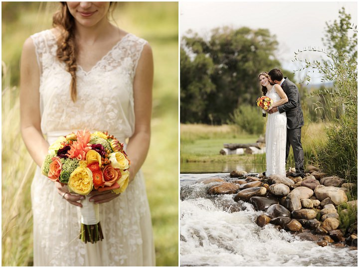 17 Outdoor Utah Wedding With a BHLDN Dress by Logan Walker Photography