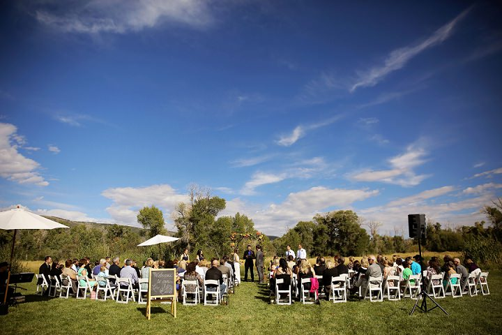 18 Outdoor Utah Wedding With a BHLDN Dress by Logan Walker Photography