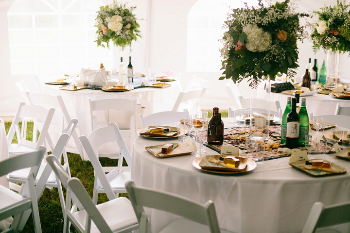 20 Flower Filled Canadian Wedding by Toast Events