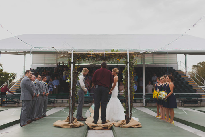 23 Navy and Mustard Florida Wedding by Stacy Paul Photography