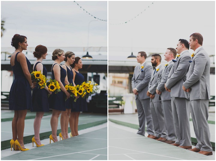 24 Navy and Mustard Florida Wedding by Stacy Paul Photography