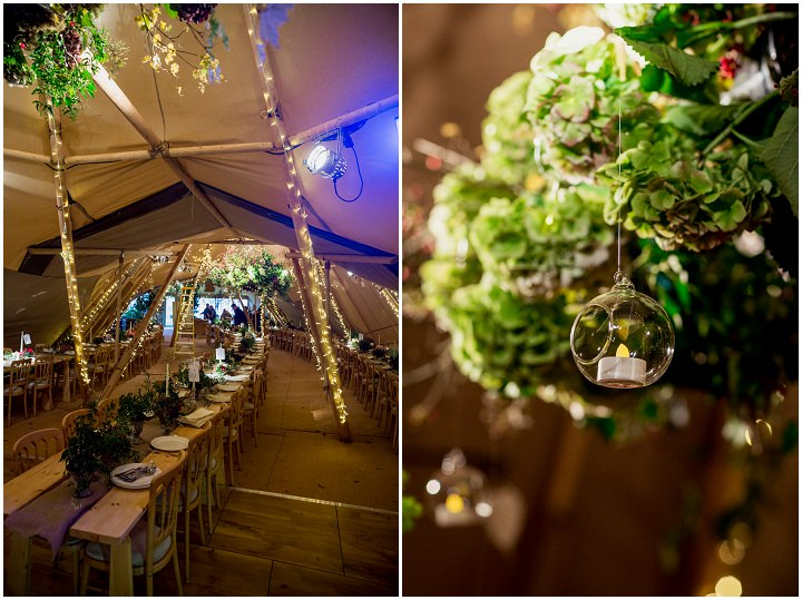 25 Winter Wonderland Tipi Wedding By Coastal Tents and Thomas Alexander