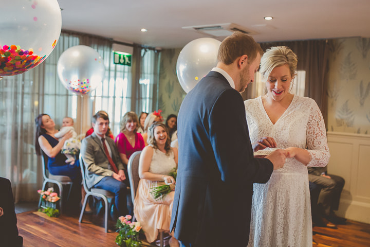 Wedding at Great John Street in Manchester By Lottie Elizabeth Photography