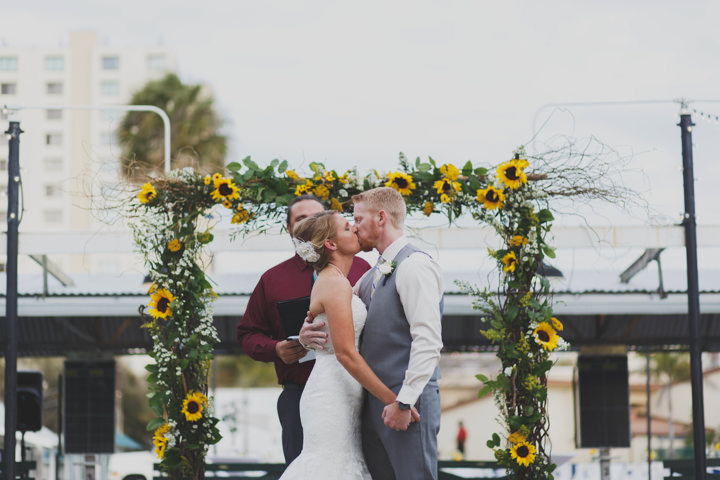 28 Navy and Mustard Florida Wedding by Stacy Paul Photography