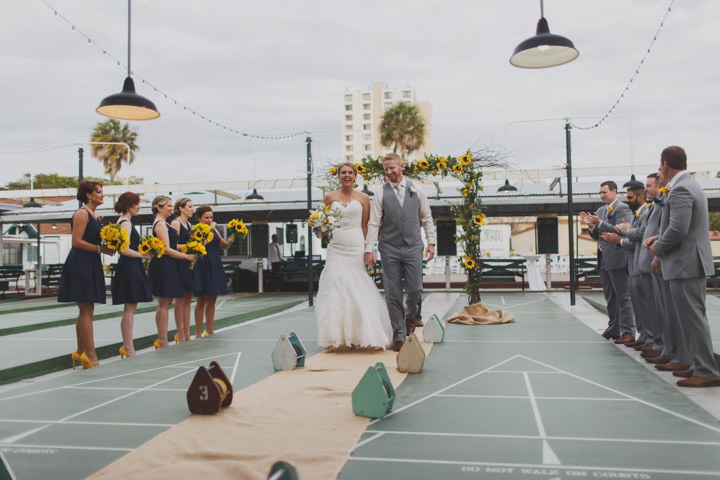 29 Navy and Mustard Florida Wedding by Stacy Paul Photography