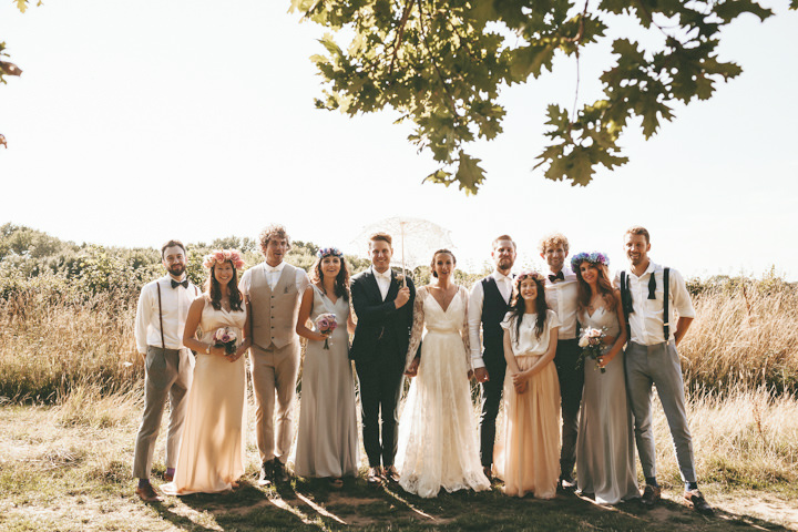 3 Bohemian Suffolk Wedding by Benjamin Thomas Wheeler