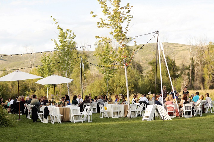 30 Outdoor Utah Wedding With a BHLDN Dress by Logan Walker Photography