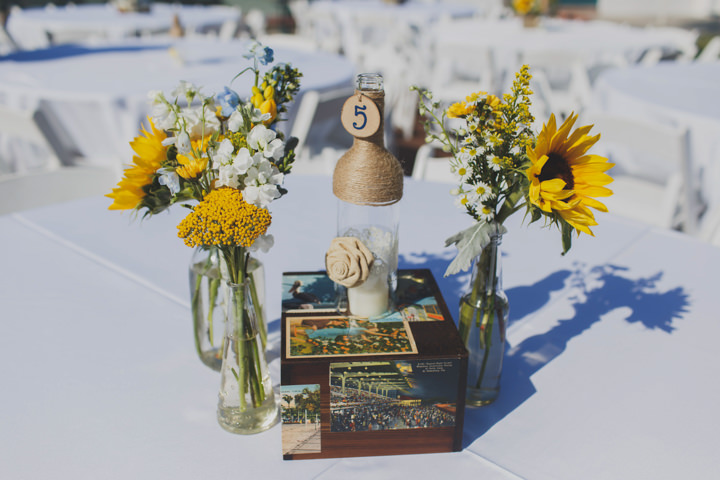 31 Navy and Mustard Florida Wedding by Stacy Paul Photography