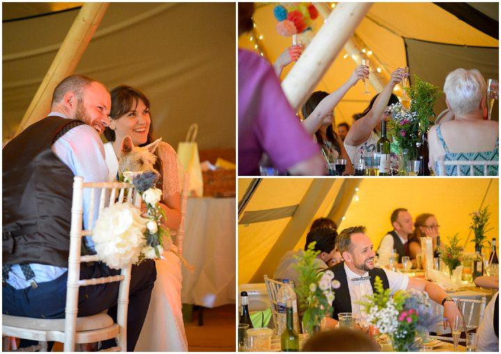 Bohemain Handfasting Wedding By Kit Fraser Photography