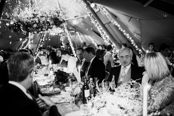 33 Winter Wonderland Tipi Wedding By Coastal Tents and Thomas Alexander