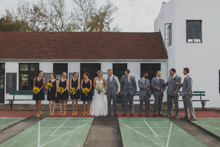 36 Navy and Mustard Florida Wedding by Stacy Paul Photography