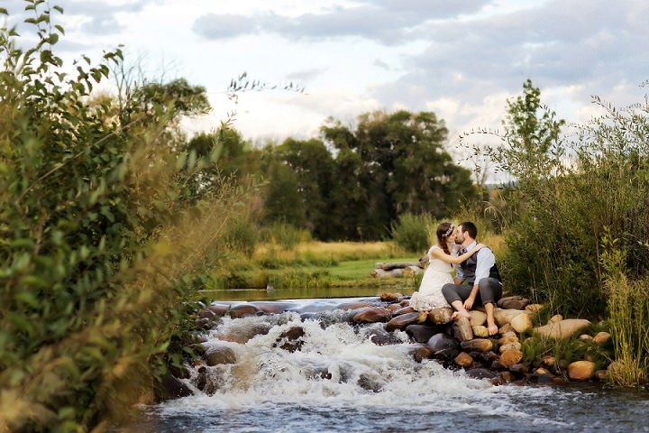 4 Outdoor Utah Wedding With a BHLDN Dress by Logan Walker Photography