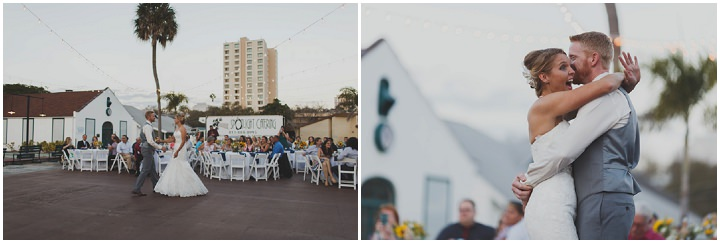 40 Navy and Mustard Florida Wedding by Stacy Paul Photography