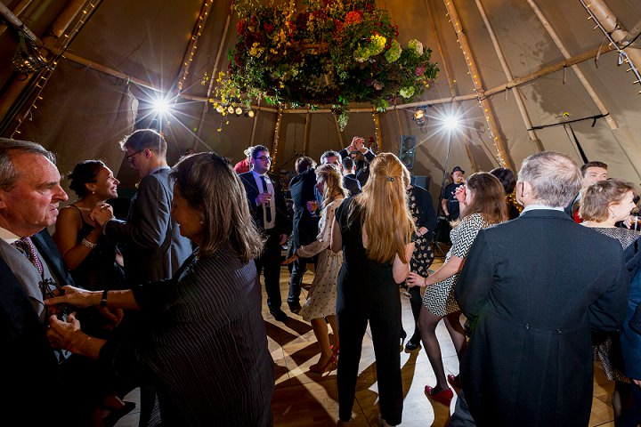 40 Winter Wonderland Tipi Wedding By Coastal Tents and Thomas Alexander