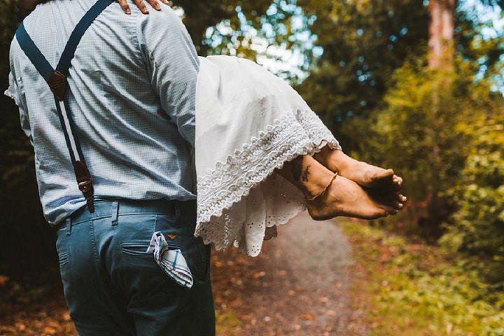 Bohemain Backyard Wedding By K Good Photo