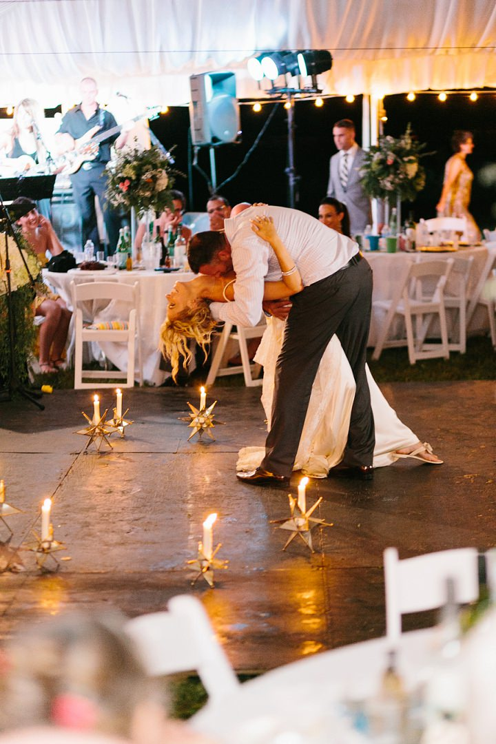 42 Flower Filled Canadian Wedding by Toast Events