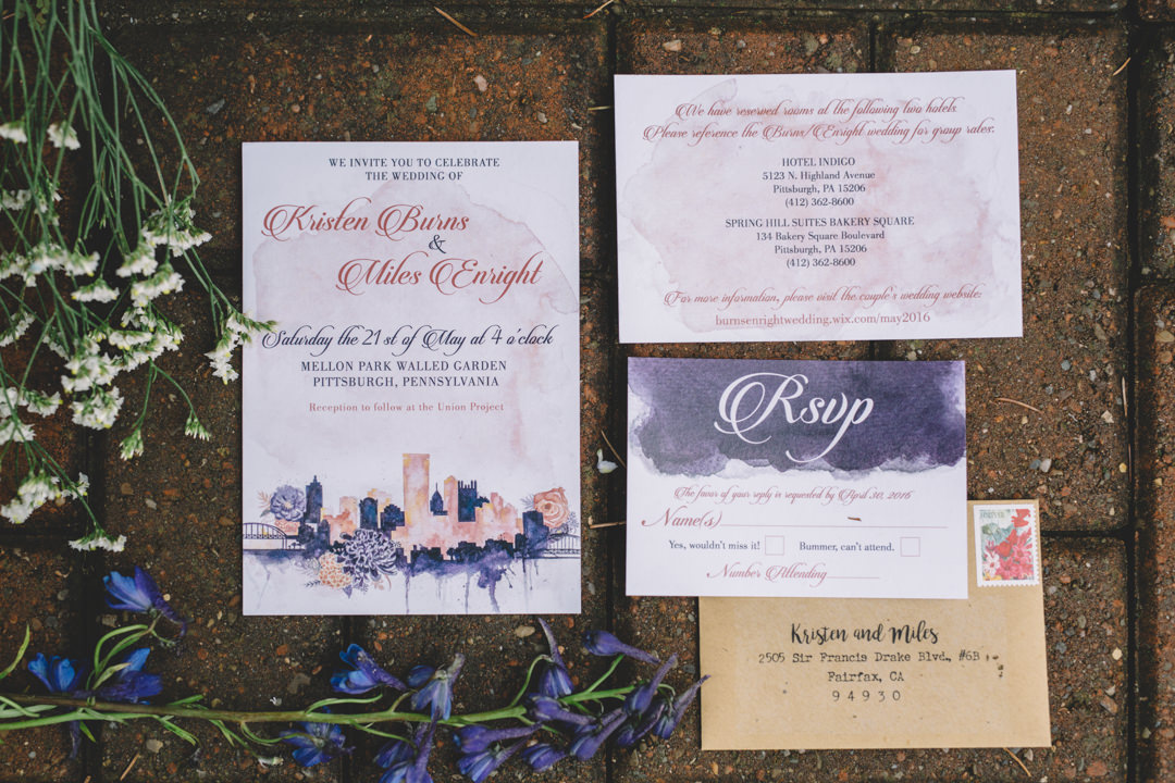 5 Handmade Pittsburgh Wedding By Oakwood Photo and Video