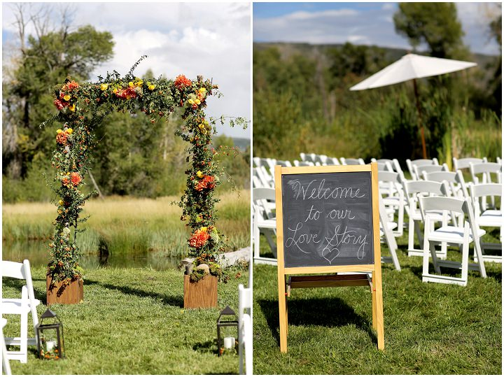 9 Outdoor Utah Wedding With a BHLDN Dress by Logan Walker Photography