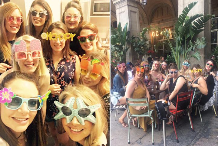 Diary of a Boho Bride: Fay & Graeme (Entry 8) - Secret Weddings and the Hen Party