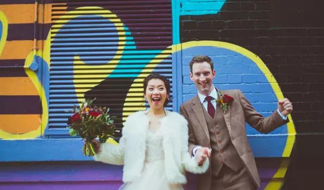Friday Film Club : Jenny and Eoin's Stop Motion London Wedding by Sasha Weddings